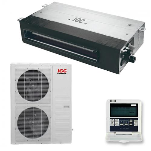 IGC IDХ-60HS/U Неинверторная сплит-система канального типа