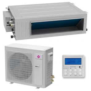 Dantex RK-36HG3NE-W/RK-36BHG3N Неинверторная сплит-система канального типа