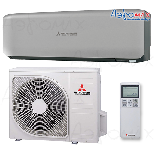 Mitsubishi Heavy  SRK50ZS-WT/SRC50ZS-S  Инверторные сплит-системы настенного типа PREMIUM Inverter