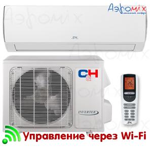 Cooper&Hunter  CH-S09FTXQ  Инверторная сплит-система настенного типа VERITAS  Wi-Fi