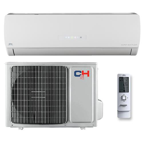 Cooper&Hunter  CH-S24FTXTB2S-W  Инверторная сплит-система настенного типа ICY II   Wi-Fi  (Тепловой насос)