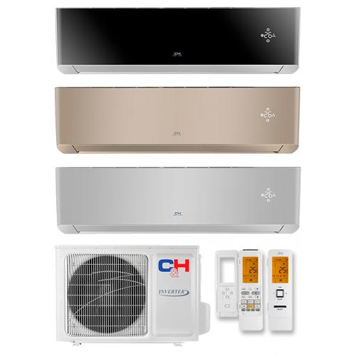 Cooper&Hunter CH-S24FTXAM2S-BL/GD/SC Инверторная сплит-система настенного типа  SUPREME Wi-Fi