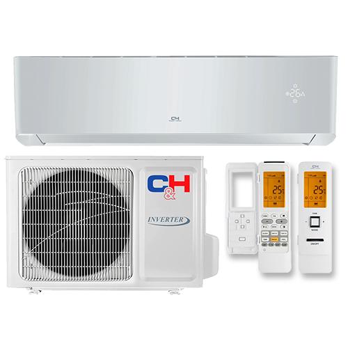 Cooper&Hunter  CH-S24FTXAM2S-WP  Инверторная сплит-система настенного типа  SUPREME  Wi-Fi