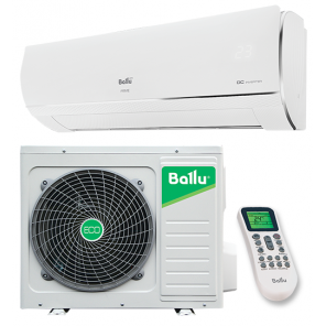 Ballu BSPRI-09HN1 Инверторная сплит-система настенного типа ECO-PRO Prime