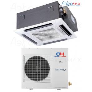 Cooper&Hunter  CH-IC24NK4/CH-IU24NK4  Инверторная сплит-система кассетного типа