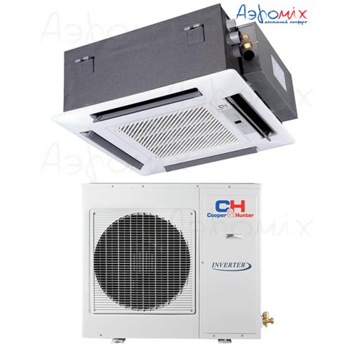 Cooper&Hunter  CH-IC18NK4/CH-IU18NK4  Инверторная сплит-система кассетного типа