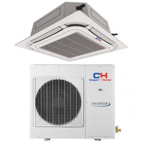 Cooper&Hunter CH-IC100RK/CH-IU100RM Инверторная сплит-система кассетного типа Nordic Commercial