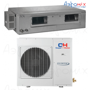 Cooper&Hunter  CH-ID24NK4/CH-IU24NK4  Инверторная сплит-система канального типа