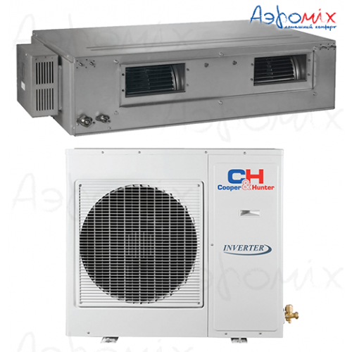 Cooper&Hunter  CH-ID18NK4/CH-IU18NK4  Инверторная сплит-система канального типа