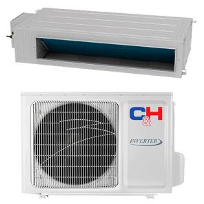 Cooper&Hunter CH-IDS050RK/CH-IU050RK Инверторная сплит-система канального типа Nordic Commercial