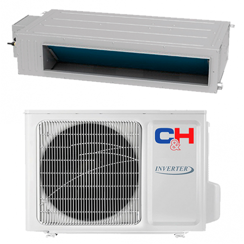 Cooper&Hunter CH-IDS035RK/CH-IU035RK Инверторная сплит-система канального типа Nordic Commercial