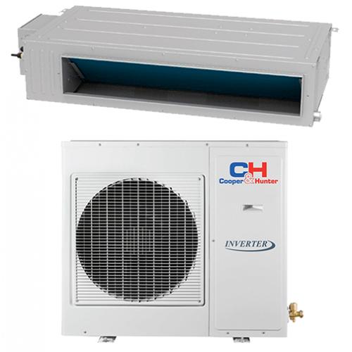 Cooper&Hunter CH-IDH140PRK/CH-IU140RM Инверторная сплит-система канального типа Nordic Commercial