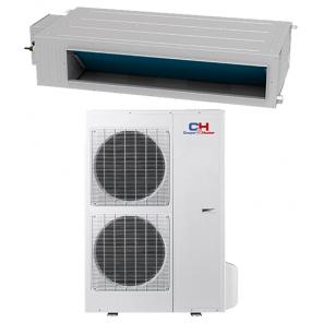 Cooper&Hunter CH-IDS160RK/CH-IU160RM Инверторная сплит-система канального типа Nordic Commercial