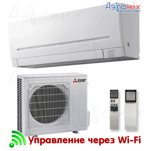 MITSUBISHI ELECTRIC  MSZ-AP60VGK /MUZ-AP60VG  Инверторная сплит-система настенного типа  Wi-Fi