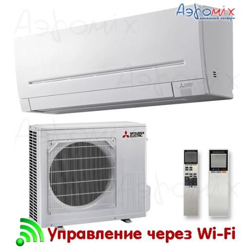 MITSUBISHI ELECTRIC  MSZ-AP50VGK /MUZ-AP50VG  Инверторная сплит-система настенного типа  Wi-Fi