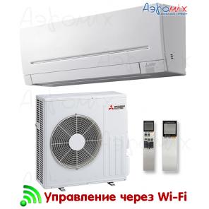 MITSUBISHI ELECTRIC  MSZ-AP71VGK /MUZ-AP71VG  Инверторная сплит-система настенного типа  Wi-Fi