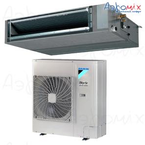 DAIKIN  FBA100A/AZAS100MY1  Инверторная сплит-система канального типа