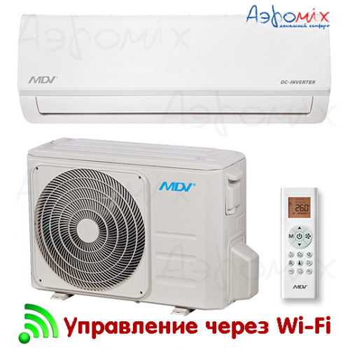 MDV MDSAF-09HRDN1 /MDOAF-09HFN1  Инверторная сплит-система настенного типа  FOREST INVERTER  Wi-Fi