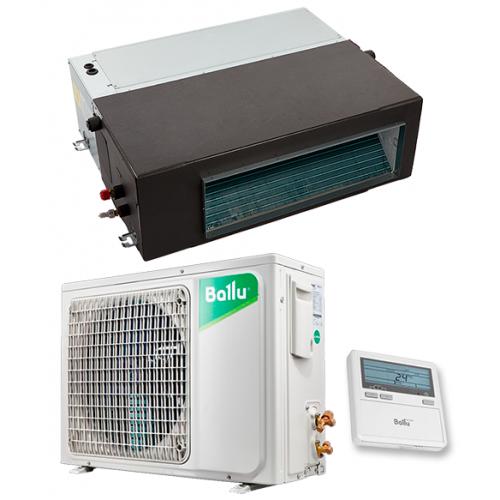 BALLU BLCI_D-24HN8/EU Инверторная сплит-система канального типа