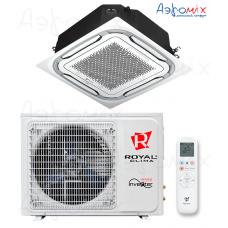Royal Clima  CO-4C 12HNI/CO-E 12HNI  Инверторная сплит-система кассетного типа