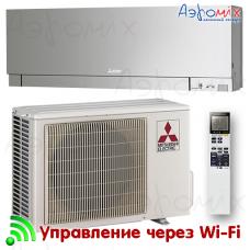 MITSUBISHI ELECTRIC MSZ-EF25VES/MUZ-EF25VE Инверторная сплит-система настенного типа