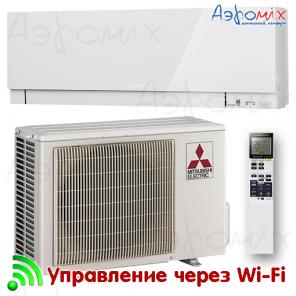 MITSUBISHI ELECTRIC MSZ-EF25VEW/MUZ-EF25VE Инверторная сплит-система настенного типа