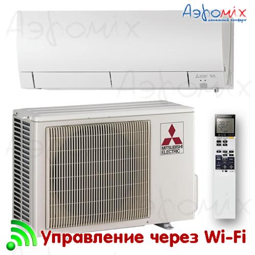 MITSUBISHI ELECTRIC  MSZ-FH35VE/MUZ-FH35VE  Инверторная сплит-система настенного типа  DeLuxe