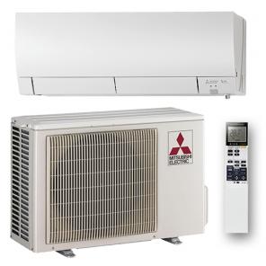 MITSUBISHI ELECTRIC MSZ-FH25VE/MUZ-FH25VEHZ Инверторная сплит-система настенного типа Zubadan (тепловой насос)