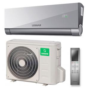 LESSAR LS-HE09KAE2/LU-HE09KAE2 Инверторная сплит-система настенного типа Tiger Wi-Fi