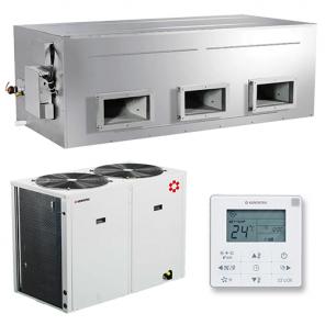 KENTATSU KSTU440HFAN1/KSUR440HFAN3/-40 Неинверторная сплит-система канального типа (зимний комплект)