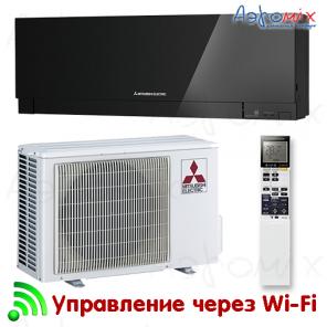 MITSUBISHI ELECTRIC  MSZ-EF35VGKB/MUZ-EF35VG   Инверторная сплит-система настенного типа  Wi-Fi
