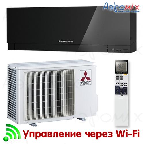 MITSUBISHI ELECTRIC  MSZ-EF42VGKB/MUZ-EF42VG    Инверторная сплит-система настенного типа  Wi-Fi