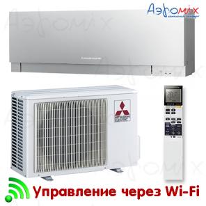 MITSUBISHI ELECTRIC   MSZ-EF42VGKS/MUZ-EF42VG  Инверторная сплит-система настенного типа  Wi-Fi