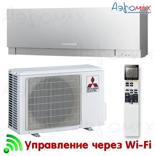 MITSUBISHI ELECTRIC  MSZ-EF35VGKS/MUZ-EF35VG   Инверторная сплит-система настенного типа  Wi-Fi