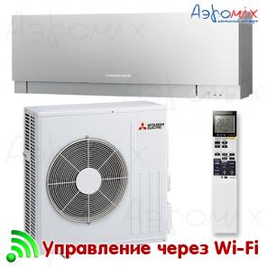 MITSUBISHI ELECTRIC MSZ-EF50VGKS/MUZ-EF50VG Инверторная сплит-система настенного типа Wi-Fi
