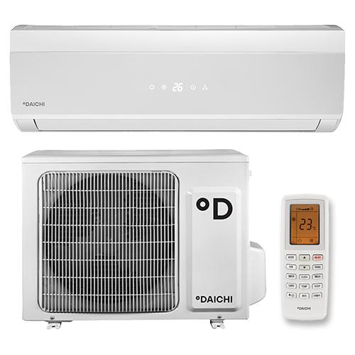 Daichi DA50AVQS1-W/DF50AVS1 Инверторная сплит-система настенного типа PEAK