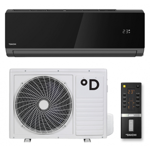 Daichi DA20DVQ1-B/DF20DV1 Неинверторная сплит-система настенного типа CARBON