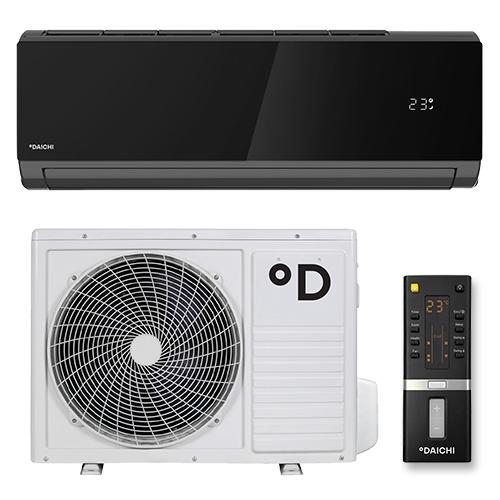 Daichi DA25DVQ1-B/DF25DV1 Неинверторная сплит-система настенного типа CARBON