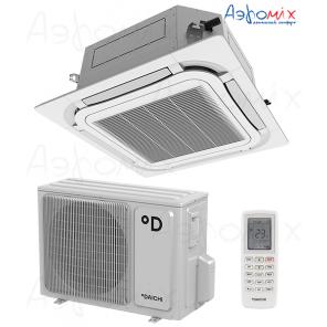 Daichi DA35ALFS1R/DF35ALS1R/DPT05L Инверторная сплит-система кассетного типа