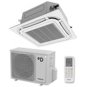 Daichi DA50ALFS1R/DF50ALS1R/DPT05L Инверторная сплит-система кассетного типа