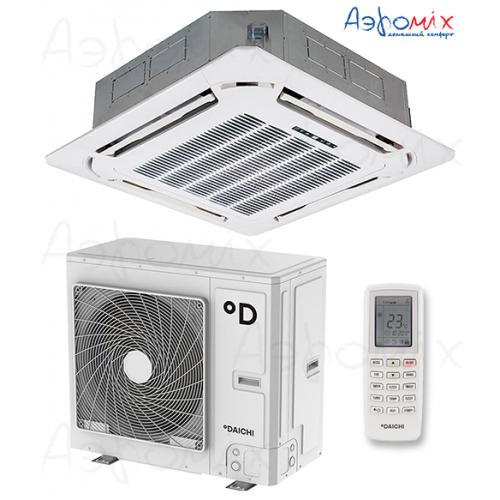 Daichi DA100ALCS1R/DF100ALS1R/DPC06L Инверторная сплит-система кассетного типа