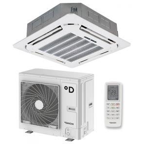 Daichi DA70ALCS1R/DF70ALS1R/DPC06L Инверторная сплит-система кассетного типа