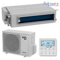 Daichi DA35ALMS1R/DF35ALS1R Инверторная сплит-система канального типа  MSP