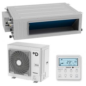 Daichi DA100ALHS1R/DF100ALS1R Инверторная сплит-система канального типа HSP