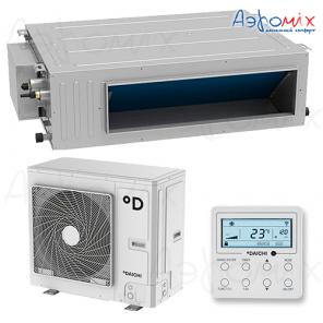 Daichi DAT100ALMS1/DFT100ALS1 Инверторная сплит-система канального типа MSP