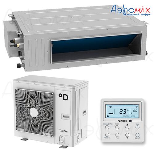 Daichi DAT100ALHS1/DFT100ALS1 Инверторная сплит-система канального типа HSP