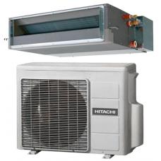 Hitachi RAD-25RPA/RAC-25NPA Инверторная сплит-система канального типа
