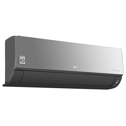 LG AC09BQ Инверторная сплит-система настенного типа ARTCOOL Mirror Wi-Fi
