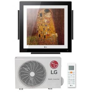 LG A12FT Инверторная сплит-система настенного типа ARTCOOL Gallery Wi-Fi