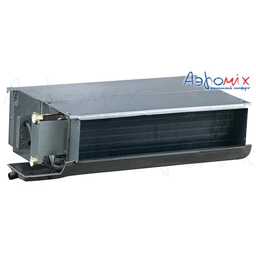 General Climate   GDU-W-06DR  2-х трубные канальные фанкойлы горизонтального типа с фильтром